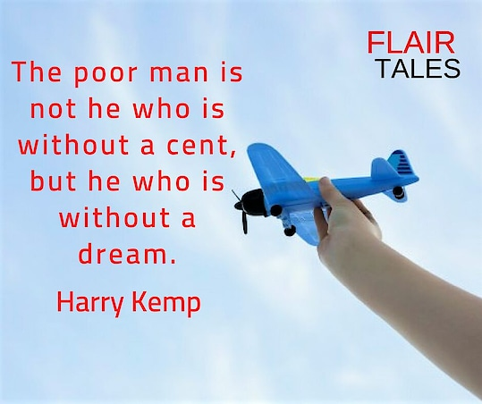 Dreams dont Discriminate Neither does Success, it all depends on your Hard Work and Determination. So why we judge as rich or poor?  #quote #motivation #dream #flairtales #fashion #beauty #entrepreneurship #life #like #lifestyle #love #media #blog