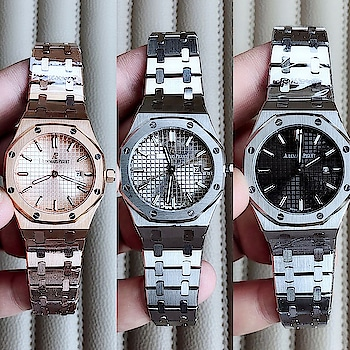 *Audemars Piguet*    *Premium Collection* ❣  👉🏻 Watches  👉🏻 For  *WOMEN's*  👉🏻 7AA 👉🏻 Model-Royal Oak 👉🏻 Quartz Movement  👉🏻 Features- Working automatically,stainless steel rust free Silver chain powered with Blue Dial & High End machinery with super royal looks With Regular BoX   Dm or wahtspp to place an order   #audemarspiguet #audemars #piguet #audemarspiguetwatch #watches #watch #watches⌚ #watchesforwomen #watchesofinstagram #watchtime #watchlover #insta #instawatches #Ahmedabad #surat #rajkot #Gujarat #india #like #follow @irshuscollection