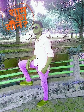 Rahul bilwal #shaamkascene