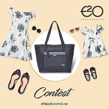 #ContestAlert  It's Mother's day week and it definitely calls for a celebration. Tell us the best fashion advice that you received from your mother along with #BestMomEver   Rules & Regulations –   1.)  Repost & Share this post on your social media handles  2.) post your answer below in the comment section below  3.)  Follow @E2oFashion on Instagram, Facebook, Roposo & Twitter  4.) Tag minimum 5 friends in comments section below with #BestMomEver contest    The best answer wins a stunning piece for your mother to cherish motherhood #E2oFashion #MothersDay #Contest