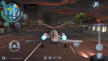 #gangstar #games #graphicdesign #aeroplane #on #road #reality