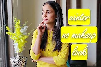 No makeup,yet makeup winter look, watchnow #imageempowerment ,click on link https://youtu.be/qc4ryGK1z1s