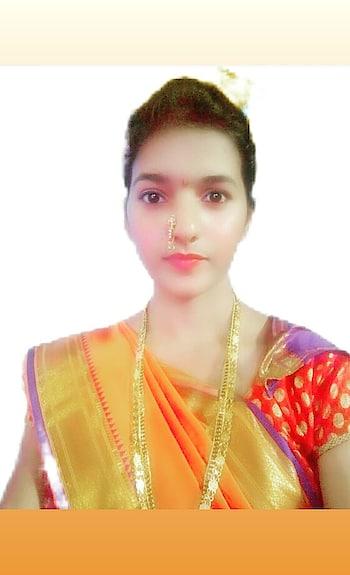 #nauvarisaree #traditionallook #tradition #marathimulgi #maharashtrian