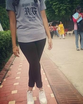 collegewear#streetstylelookbook#simplelook#indianfashionblogger