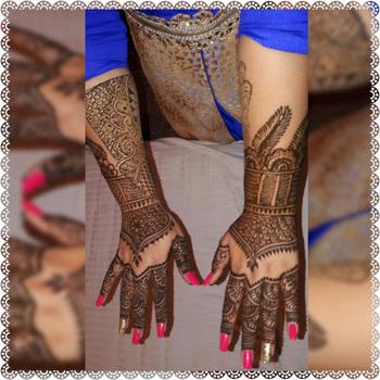 #hennadesign #mehendilove #beauty #weddingdiaries