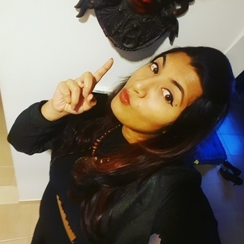 Being a poser while working out a selfie...Lady in Black #celebrity #afterparty #simblysouth #southindian #maccosmetics  #alwaysbeautiful #roposo #redlipsticklover #eyeliner #lakme #blackdress #lifestyle #fashion #nightmakeup #mydubai #myhome #momentscaptured #selfieoftheday #success #healer #reader #intuitions #teacher