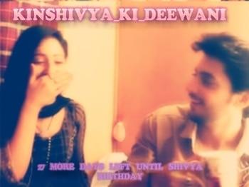 Yay only 27 days left until @shivyapathania3  ❤❤ Birthday 😘😘 #ShivikaBirthday @kinshukvaidya54 ❤❤
