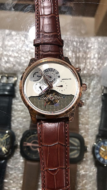 #montblanc #menswatch #1stcopywatches #codavailable #nocompromise #withquality
