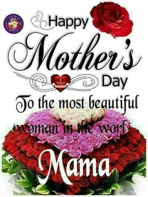 """🌹🌹 GOOD MORNING🌹🌹 🌸 HAPPY MOTHER'S DAY🌸  M-O-T-H-E-R """"M"""" is for the million things she gave me, """"O"""" means only that she's growing old,  """"T"""" is for the tears she shed to save me, """"H"""" is for her heart of purest gold;  """"E"""" is for her eyes, with love-light shining, """"R"""" means right, and right she'll always be, Put them all together, they spell """"MOTHER,"""" A word that means the world to me.  l"""