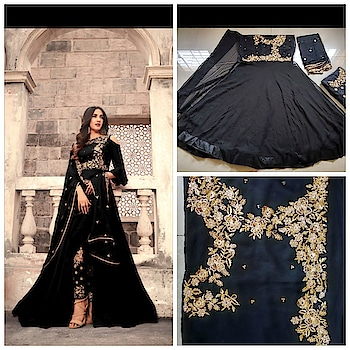 Rate  1560-+Shipping Extra    ORDER now via WhatsApp on +918097775536 or +919619659727  Checkout more latest collection at ArtistryC.in #Trending #wedding2018  #shoponline  #soroposoblogger #uk #shoponline #USA #London #Canada #malaysia #Singapore #celebritylook #Dubai