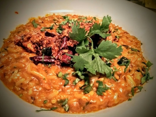 Chicken Tikka Khichdi @ Open House Cafe shivaji park  yum #chef #cook #cooking #food #foodstagram #foodlover #instafood #instadaily #instalook #hungry #italian #indian #mexican #zomation #foodtalkindia #bombayfoodglogger #foodblogger #like4like #foodie #wearmumbai #foodgasm #eeeeeats #hungry #yummy #follow4follow #picoftheday #foodporn #foodphotography #jj #thai #foodtalkindia