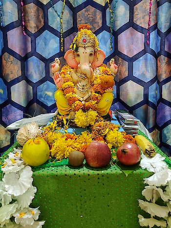 #ganeshchaturthi2018 #indian-festival #celebration #puja #masti #festivefever #friendsforever #familyfun #selfietime #withbappa #happieness #love #friendship  #enjoyement #fulloflife #forever together