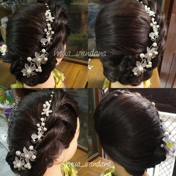 hair demo for client who wants trendy hairstyle which can go with any outfil especially on off should gown that will give a classy look #hairdo #bridehairstyle  #ropebraid  #hairaccessories #mywork #hairdummy #hairdemo #newpost #roposodaires