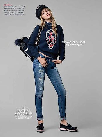 #gigihadid  #tommyxgigi #supermodel