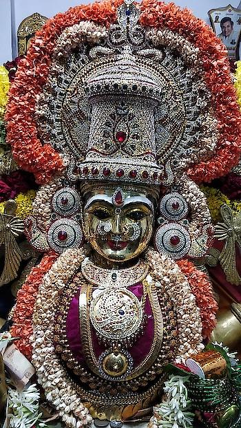 ಜಗನ್ಮಾತೆ ಕಾಪಾಡು...#goddess #blessedlife #roposobhakthi