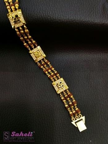 #rudraksha #bracelet   Call/Whatsapp for Price & More Designs on 90 33 171 171 #bracelets