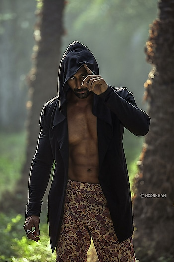Style Is Something You Create, Not Follow. . Donning A Hooded Cardigan With Printed Jute Pants & Boots.  Pic Credits :- Photographer - @noorkhanphotography Stylist - @ridhi.gehi Makeup - @Pradeeppandey_makeupart . . . #styleagram #styleblogger #blogger #fashionblogger #mensfitnessblog #mensfashionblog #mensfashion  #mensblog #mensblogger #menwithclass #cardigans #mumbai #beardedblogger #india #tattoosandpiercings #beardandabs #printedpant #lifestyleblogger #beardandabs #outfit #styleoftheday #fashionblog  #outfitoftheday #ethnicwearfusion #fusionwear #itsthelook #fitnessblog #mumbai #styleblog  #fitnessblogger