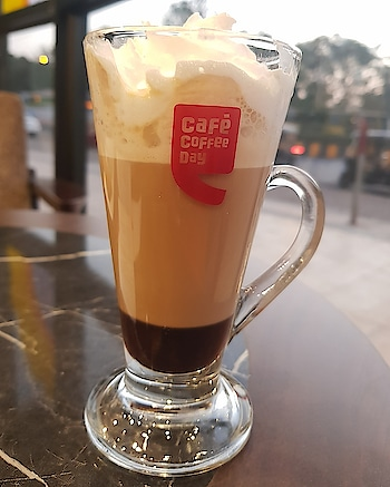 A pleasant #saturday  evening with my man! #coffeelover #roposopost #cafemocha #roposo-food #loveforcoffee #coffeetime #coffee