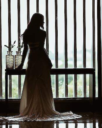 Wondering about why we never tried again . . . . . Shot by @pushkarhans  Outfit @davidsbridal  Location @roseatehouse  . . . . . . .#photooftheday #fashionoftheday #stylish #weddinggown #weddingdress #classy #fashionblogger #fashionpost #dress #concept #weddingphotography #hotel  #fashionmodel #designer #gown #fashiondesigner #ootd #bride #casual #instafashion #photography #shooting #royalwedding #weddings #feed #gown #fashiongram #aashimalamba #thebasicrebel