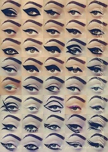 for eyeliner  may be it's help u .. 😍😍😁😁 YouTube:Chhoti Si Aasha Anvisha | IG: @anvishavarma    #roposoness  #roposobeats  #my-eyemakeup  #eyeshadow  #eyeliner  #roposoness #roposo  #roposo-photoshoot  #roposo-thebeautitude  #roposocreativity  #roposo-makeupandfashiondiaries