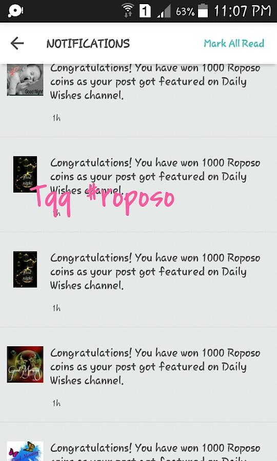 #tq #roposo channel