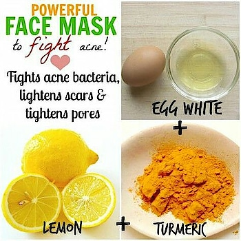 Powerful face mask that revitalises the skin and leaves you with a luminous glow. This home made skin brightener works great for fading scars and age spots, minimising pores, treating acne and so much more ! So, get set and diy !!! #homeremediesforskin #doityourself  #diy #clearskin #glowingskin #beautytips #noacne #brightenup #loveyourself #beyoutiful