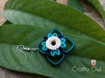 Summer calling!! Shop our  beautiful Daisy Earrings today😉 Summer collection 2017😉 #potd #eotd #earringsaddict #earrings #earringsoftheday #earringswag #earringsaddict #designerjewelry #selfdesigned #torquoise #daisy #handcrafted #handmade #instastyle #fashiongram #fashionista #instagood #instadaily #summer #jewelry #jewelstore #jewels #junkie  #artisfun #creativeart #creativeminds #stylediary #stylepost #roposo #ropo-good #ropo-style #roposome #soroposo #soroposostylefiles #ropofashison #roposodeals #roposotalks #ropo-love  #earrings