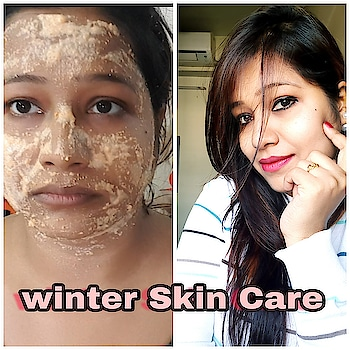 """My """"Winter Skin Care Routine """" is now up on my channel ....Do chk guys ..link is below ...   https://youtu.be/xIJLlLd5J0w   #roposogal #roposo-style #roposo-makeupandfashiondiaries #youtubecreators #youtuber #youtubevlogger #followme #followforfashion"""