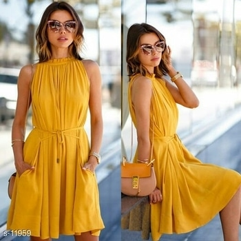 #dressmateria#crepe#partywear#comfortable#be-fashionable#summer-fashion#loveforfashion#western-dress#smart#different-is-beautiful#wearyourdesire#collection#