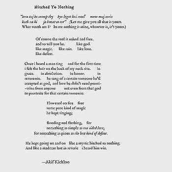 New Poem!! Trying something new again today. Hope you like it. ❤️🙏  #akifkichloo #soulfulquotes #roposo-soulful #soulfulquoteschannel #poem #poetry #quote #quotes #qotd