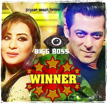 Bigg Boss 11 Winner Congrats Shilpa Shinde ❤❤ #Shilpawinninghearts #shilpa #shilpaShinde #bb11 #biggBoss11 #biggbosshouse #biggboss11winner #ShilpaShindeWinner #salmanKhan #WeekendKaVaar #GrandFinale