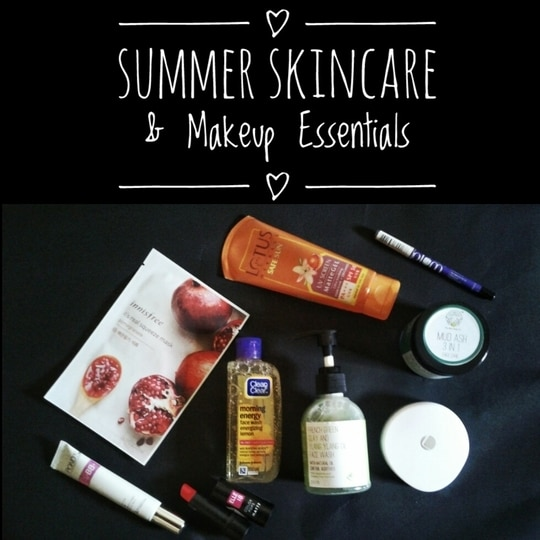 Summer skincare and makeup essentials is out on my blog 🌞 Read -> jo-writes.weebly.com . . . #newblogpost #newblogpostalert #summer #skincare #summerskincare #makeup #summermakeup #skincareessentials #makeupessentials #blogger #roposoblogger #indianblogger #skincareblogger #beautyblogger  #summers