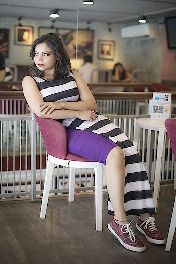 wearing @highsoulindia shoes  #shoesgram #shoesgoals #fashionblogger #roposoblogs