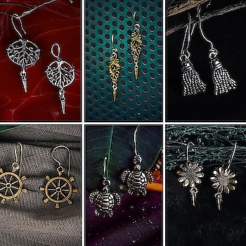 Get ready for the coolest bargains of the season! . 🔸Buy any 4 for just Rs 399/-🔸 . 🔸Use Code: TB399🔸  #oxidizedjewellery #earringsale #earringsaddict #bigearrings #newearrings #fashionearrings #statementearrings #dangleearrings #studearrings #pearlearrings #uniqueearrings #greenearrings #earringoftheday #hoopearrings #tasselearrings #handmadeearrings #earringscollection #earringsswag #earringsonline #earringsforwomen #stoneearrings #partyearrings