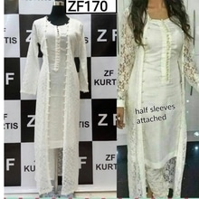#kurti #lace  Zf 170 @ 1350 40,42,44 available