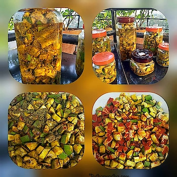 Aam ka achar... Yummy.. 👅😍#hungrytv #ropo-foodie #delicious   Visit Tadkaswadka.com for more delicious recipes