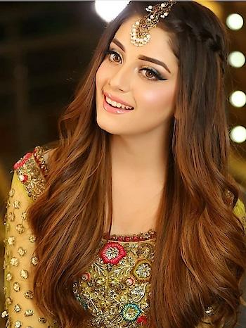 #makeup #beautiful-life #beauty #indian-festival #indian-mehndi #indiantraditionawear #indianmakeup #beautifulpic #indiangirls
