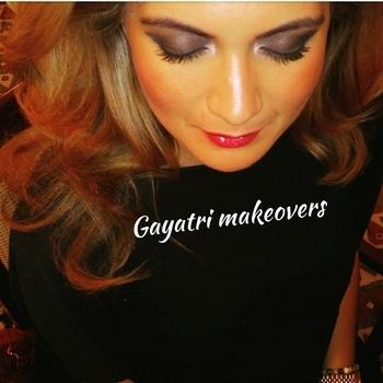 pretty client..... #makeupartistindia #udaipur #destinationwedding #smokyeyes #mac #lovemyjob