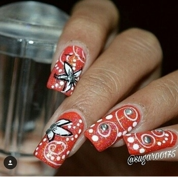hello guys!!Here is my stamping nails.I used clearjellystamper for #nailart  hope y'all like it.  keep #followformore  #nails #nailstyle #nailtricks #nailgoals #nailartwow #nailaddict #nailoholic #nail-addict #nailswithrhinestones #nailpaint #girlystuff #girlfashion #girldress #girlsday #loveing #blogging #review #reviewoftheday #reviewblogger #girlysh #polish  #nailartlove #nailartworld #followforfollow #follower #followers #followher #follownow #following #followforfashion #followformuchmore #followforlikes #followformoreupdates  #stampingnails