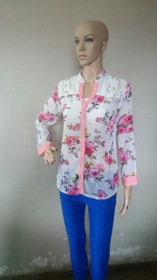 #floralprint #floralshirt #casualshirt #buttondownshirts #buttonup   Contact For Quires @ 8454847845   Brand: Brinda Size: Medium Piece Available: 01  Colour Available: Peach  Free Shipping All Over India... Shipping Done Within 15 Minutes From Order...  Product Received Within 2-3 Business Days..  #shirts