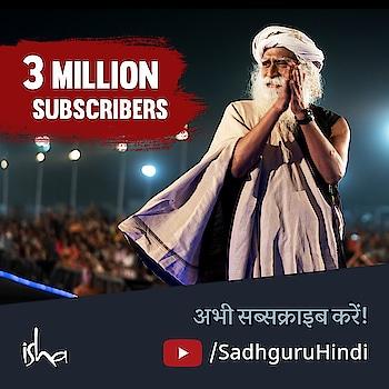 # sadhguru # sadhguru hindi