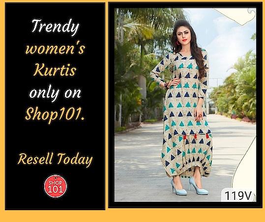 Download: http://bit.ly/2D12b3g  #kurti #kurtionlineshopping #womenkurtis #women-fashion #women-style #womenwear #fashionkurtis #shop101 #sellonline #onlinebusiness #business #businessman #businesswoman #workfromhome #fashion #thebazar