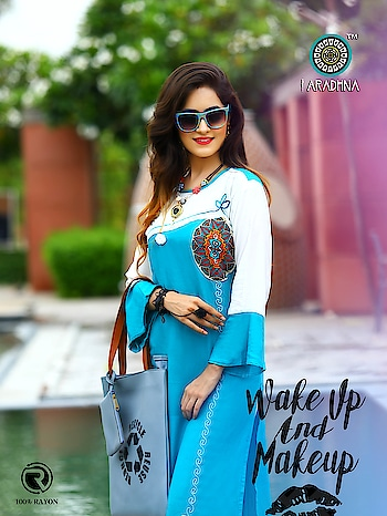 "ARADHNA & PK Brand - ""ARADHNA"" Catalog - Boonanza  Contact us at  +917874466796 Email - aradhnafashion16@gmail.com Only For Wholesale  #Rayon #RayonKurti ##ilk#rayon #rayon kurti #priented rayon #cotton #cottonclothes #cottonsuits #AradhnaKurti #Aradhna #PkKurti #Pk #Catalog #Boonanza #AradhnaFashion #PkMakeYourBrand #AradhnaBrand #CottonKurtis #Supplier #CottonKurti #RoseRiveraKurtiCatalog #CottonKurtiOnline #CottonKurtisPrice #CottonKurtisOnline #Kurti #KurtiStyles #KurtiOnlineShopping #KurtisForSale #Fashion #in fashion 💖 ##fashion  #Fashionables #New-style #Pk #Ropo-style #Styles #Styling #Beauty #ropo-beauty #Clothes #LadiesFashion #Women-Fashion #Women-Style #WomenApparel #WomenKurtis #WomenKurtisOnline #WomenKurtiWholesaler #Wholesaler #WholesalePrice #Manufacturer #Suits,kurties and gown manufacturer #Ethnic #Ethnic-wear"