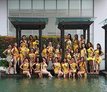 La Joli by Keith Jackson Swimwear collection for Mrs India Asia Pacific 2019, Malaysia 😍😍😍 Gorgeous and hot mistresses 😍😍😍 Wish all the beautiful, ambitious and vibrant contestants all the very best for the crowning of Mrs Asia Pacific 2019, Malaysia 👍