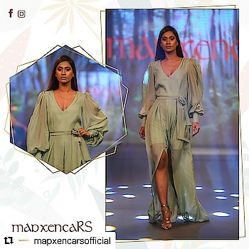 Photo courtesy: @silhouetteindia  #mapxencaRS #mapxcencaRSbyRiddhiSiddhi #designerwear #chiffonjumper #womenswear #lookoftheday #fashionaddict #fashiongram #instagood #clothingbrand #classy #chiffon #jumper #fashionstyle #fashioninsta #outfitoftheday #wednesdaywardrobe #jumperdress