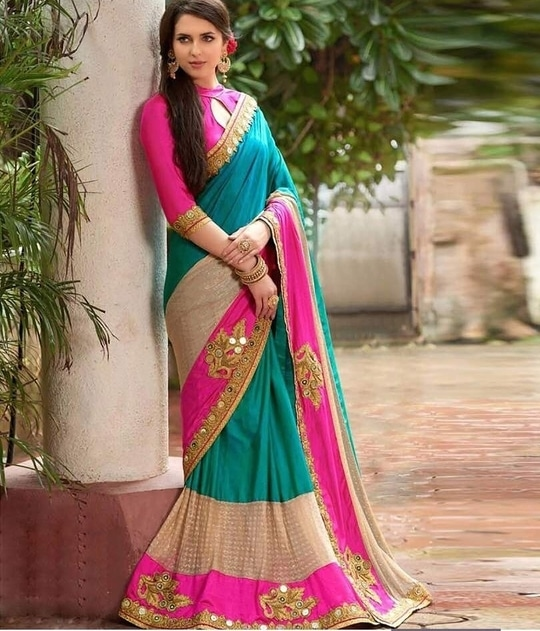 Check Out this New Arrival #DesignerSaree #OrderNow Just for ₹ @1875/- INR Only  SN-45 PALLU /SCUT : HAF/HAF (PAPER SILK-FANCY LYCRA-BENGLORI  SILK) BLOUSE : BENGLORI  SILK WORK : FANCY THREAD &  DORI WORK  For Place the Order, Call or DM or Whatsapp: +91 8866570406 Cash On Delivery Available In India ! Worldwide Shipping ! ✈ Book Now !