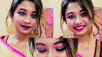 https://youtu.be/8TZM_udjVWM Indian wedding guest makeup look is up on my YouTube channel go and check it out... . . . #roposo #roposostar #beautyblogger #beautyvlogger #indian #wedding #guest #makeup #look #grwm #get #ready #with #me #indianwedding #weddingseason #weddingguest #youtube #youtuber #youtubevideos #youtubefamily #youtubevideo #youtuber #kolkatablogger