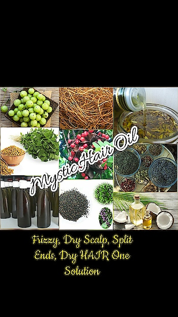 #MYSTIC #HAIR #OIL #For #Frizzy #Hair, #Dry #Scalp, #Dry #Hair, #Split #Ends #World'#s #Best #Solution #Hair #Oil #By #Mystical #Organics   WORRIED FIZZY, SPLIT ENDS, DRY HAIR?  #frizzyhair #dryscalp  #hairgrowth Mystical Organics has brought a awesome hair oil for frizzy, dry scalp, slipt ends and  dry hair.  Come rains, most of us will have one or worse, all of the conditions. We have used all the rich ingredients cold pressed hair oil for you frizzy hair. FOR GORGEOUS MANAGEABLE HAIR..  🌺Ingredients  FENNUGREEK, VETIVER, TULSI, PURE COCONUT OIL ETC.  🌺IMPORTANT NOTE: 🍀NOT TESTED ON ANY ANIMALS 🍀100% CHEMICAL FREE  🍀100% HERBAL ORGANIC 🍀NO ARTIFICAL COLOR OR FRAGRANCE USED 🍀COLDPRESSED OIL  🍀INFUSED HERBS 🍀SUITABLE FOR ALL CHILDRENS, MENS & WOMENS 🍀DON'T USE IF YOU HAVE ALLERGY OF ANY INGREDIENTS MENTIONED ABOVE. 🍀FOR EXTERNAL USE ONLY   USE DESCRIPTION APPLY OVERNIGHT WASH IT NEXT DAY MORNING WITH MILD SHAMPOO AND CONDITIONER FOR BEST RESULT. USE ALTENATE  DAYS FOR 90 DAYS  WEIGHT : 100ML OFFER PRICE: RS 499/- MRP : 999/- SHIPPING EXTRA  WORLDWIDE SHIPPING AVAILABLE.  NO COD  PAYMENT MODE- BANK TRANSFER, BHIM DELIVERY 5-7 WORKING DAYS UPON PAYMENT CONFIRMATION.  CLICK THE BELOW LINK AND PLACE YOUR ORDER. http://m.me/mysticalorganics  LIKE OUR PAGE FOR DAILY UPDATES  https://www.facebook.com/mysticalorganics/  #HAIRCARE #MANAGEABLEGORGEOUSHAIR #BESTSOLUTIONFORSLIPTENDS #FRIZZYHAIR #DRYSCALP #HANDMADE  #COLDPRESSED #HOMEMADE #ORGANIC #HERBALHAIROIL 🌾🍀🌻🌺💮🌽⭐🍂🍀🌻🍂🌺💮🌽🌾🍀🌻💕✨