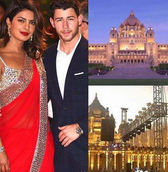 Preparations for #PriyankaKiShaadi has begun and we just can't keep calm for the day to come!!  #PriyankaChopra #NickJonas #PriyankaNick #NickPriyanka #NickPriyankaWedding #bollywood #bollywoodwedding #page3 #page3reporter