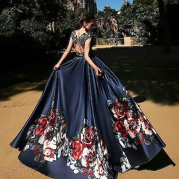 #soroposofashion #roposotalks #roposo-fashiondiaries #roposo-thebeautitude #roposolook #dress-up #gownlove #staytunedformoreupdates